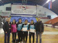 Farabi MTAL, Kız Masa Tenisi takımından büyük başarı