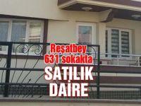 Akhisar Reşatbey Mahallesi 631 sokakta satılık daire