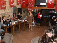 MHP Kadın Kollarından Birlik Beraberlik Yemeği
