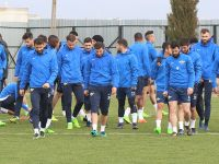 Akhisar Belediyespor'da Antalyaspor hazırlıkları başladı