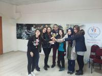Farabi MTAL Satranç kız takımı İl şampiyonu oldu