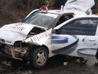 Kazada Aynı Ailenden 4 Kişi Yaralandı