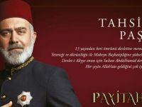 Akhisarlı oyuncu Bahadır Yenişehirlioğlu'nun bulunduğu yeni dizi Payitaht bu akşam başlıyor