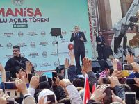 Cumhurbaşkanı Erdoğan, Manisa'da toplu açılış törenine katıldı