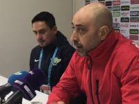 Akhisar Belediyespor, Antalyaspor maçı ardından