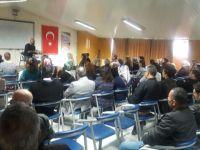 Eksen'de YGS öncesi veli bilgilendirme toplantısı