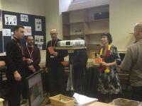 Fevzi Keskinoğlu Anadolu Lisesi İngiltere'de proje görüşmelerini tamamladı