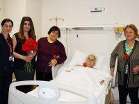 Özel Akhisar Hastanesi 8 Mart Dünya Kadınlar Gününü Kutladı