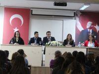 Zeynep Gülin Öngör MTAL'de kariyer günleri semineri