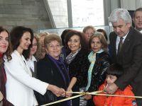 Akhisar Belediye Başkanı Salih Hızlı, yağlı boya resim sergisini açtı