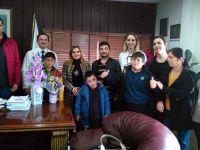 Akhisar Sevgi Çocukları,14 Mart Tıp Bayramını kutladı