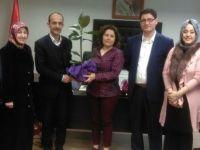 AK Parti İlçe Teşkilatı Tıp Bayramını Kutladı