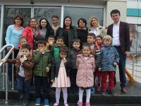 Pinokyo Anaokulu, Özel Doğuş Hastanesi'nin Tıp Bayramını Kutladı