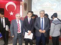 Akhisar Anadolu İmam Hatip Lisesinden bir başarı daha
