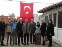 AK Parti ilçe teşkilatından Şehit aileleri ve Gazilere ziyaret