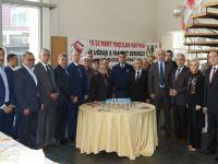 Akhisar'da Huzurevi sakinlerinden iş uğraşı ve faaliyet sergisi