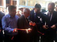 Tozkaldıran İnşaat ve Yapı Malzemeleri Hizmete açıldı