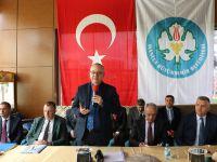 Başkan Ergün'den Akhisar'a Müjdeler Var