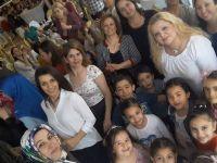 Akhisar Mehmet Akif Ersoy İlkokulu velileri çay partisinde buluştu