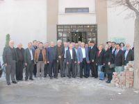 İş adamı Cemal Gürmen, AK Partililere sabah kahvaltısı verdi