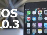 iOS 10.3 tüm cihaz sahipleri için dağıtılmaya başladı