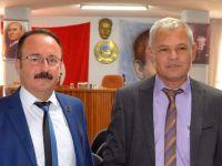 Muhtarlar Dernek başkanı İhsan Gümüş güven tazeledi