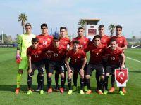 Türkiye U-17, Avrupa Şampiyonasına katılacak