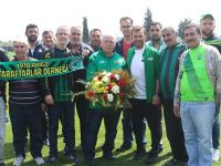 Akhisar Belediyespor'a taraftardan tam destek