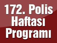 Akhisar'da kutlanacak 172. Polis haftası programı açıklandı