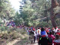 Bahçeşehir Koleji velileri, geleneksel Trekking etkinliğinde buluştular
