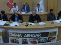 Akhisar Belediyesi 2017 Nisan ayı meclis toplantısı yapıldı