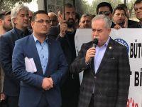 İdlib'teki Saldırıya Akhisar'dan Kınama