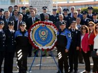 Polis Teşkilatının Kuruluşunun 172. Yıldönümü törenle kutlandı