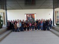 Akhisarlı kadınların Manisa turu