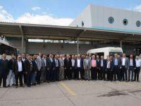 Toplu taşıma Kooperatif Başkanları Akhisar'da toplandı