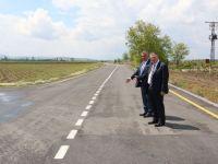 Beyoba- Sazoba yolu artık daha modern