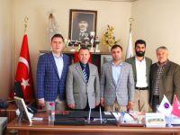 AKGİAD, Akhisar MCBÜ Müdürü Çetin'i ziyaret etti