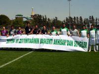 Akhisargücü, ilk maçında Adana Ceyhan Mastırları 3-0'la geçti