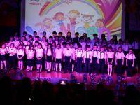 Bahçeşehir Koleji'nde 23 Nisan Ulusal Egemenlik ve Çocuk Bayramı Coşkusu