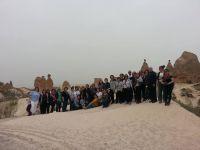 Aybek Turizm bu hafta sonu Kapadokya sezonunu açtı