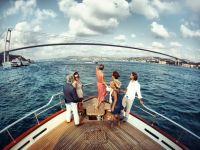 İstanbul Boğazı'na Özel Profesyonel Tekne Turları
