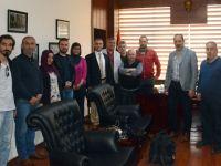 Adliye ve Medya ilişkileri konulu değerlendirme toplantısı yapıldı