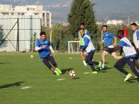 Akhisar Belediyespor'da Kasımpaşa hazırlıkları