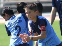 Futbol Şenliğinde Yunusemre ve Akhisar Belediyespor şampiyon oldular