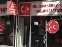 Ertelenen MHP Akhisar İlçe Teşkilatı seçiminin gerekçesi açıklandı