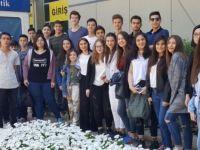 Özel Akhisar Eksen Temel Lisesi İzmir TÜYAP kitap fuarında
