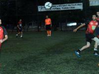 Adliyeler arası halı saha futbol turnuvasında beşinci gün