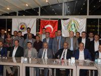Manisa ili ve ilçeleri oda borsa toplantısı Akhisar'da düzenlendi