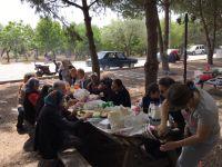 TRSM hastaları ve aileleriyle piknik keyfi