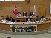 Akhisar Belediyesi 2017 Mayıs Ayı olağan meclis toplantısı yapıldı